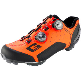 Gaerne Carbon G.Sincro Cycling Shoes Herre orange